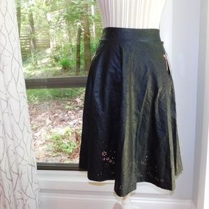 Sexy vegan leather skirt Med, Marilyn Monroe